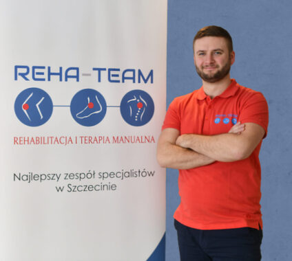Adam Michoński - mgr fizjoterapii
