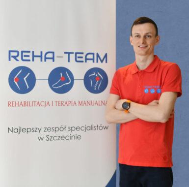 Marcin Kamola - mgr fizjoterapii