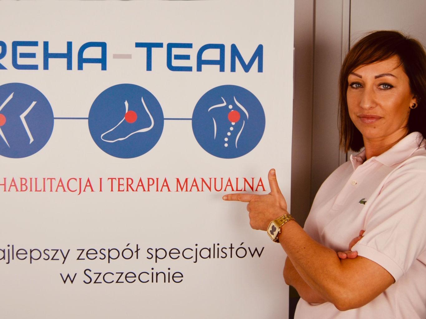 Oktawia Parchimowicz - mgr fizjoterapii
