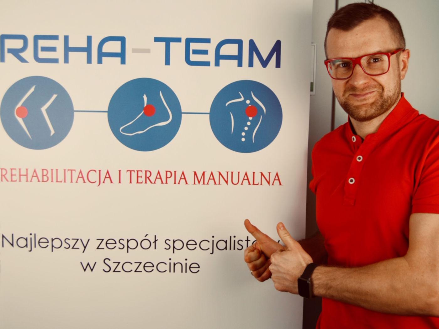 Tomasz Bubak - mgr fizjoterapii